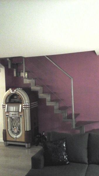 escalier metal 2